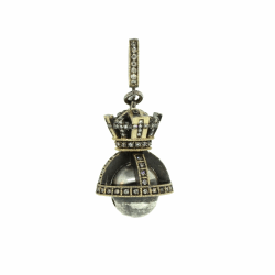 Closeup photo of Scandinavian Bell w/ Crown