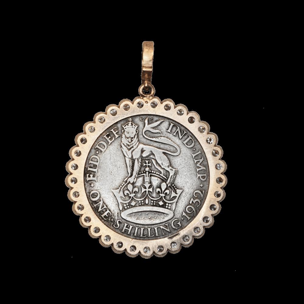 Image 2 for Rose Gold Engraved Hamsa