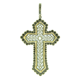 Antique Edwardian Cross