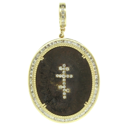Russian Old Orthodox Christian Medal