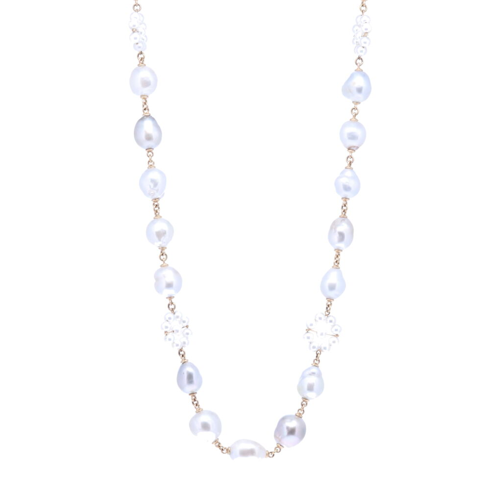 """Limited Edition Tahitian Pearl Necklace 29"""""""
