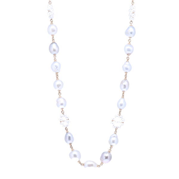 """Closeup photo of Limited Edition Tahitian Pearl Necklace 29"""""""
