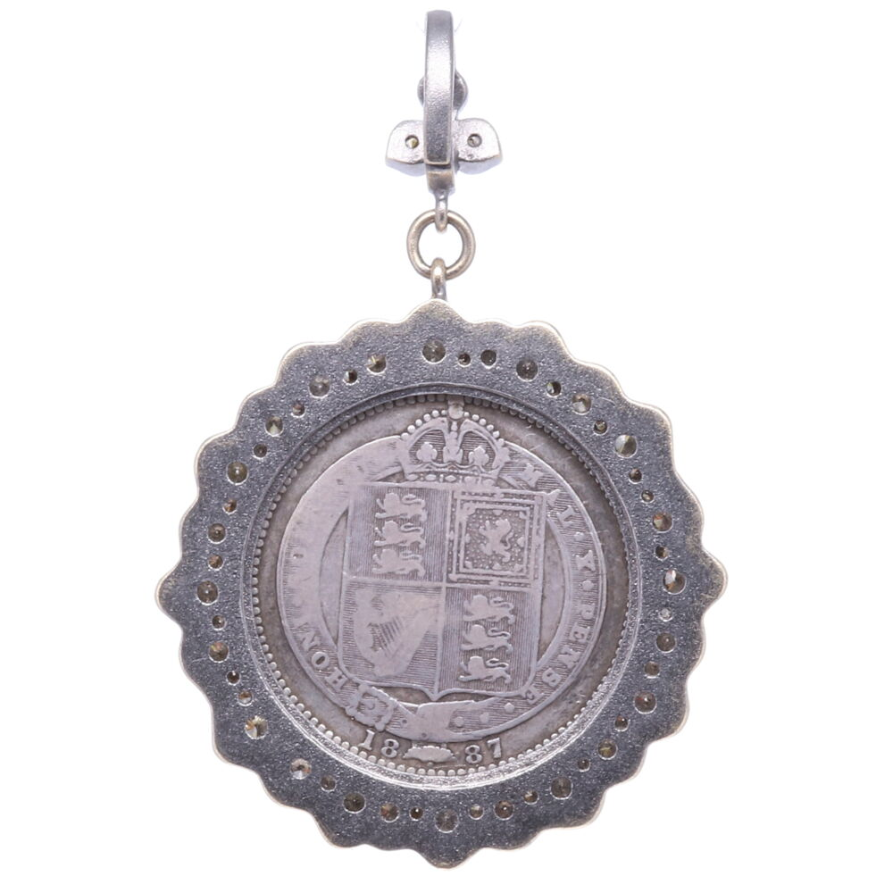 Image 2 for Love Token Engraved With The Lords Prayer