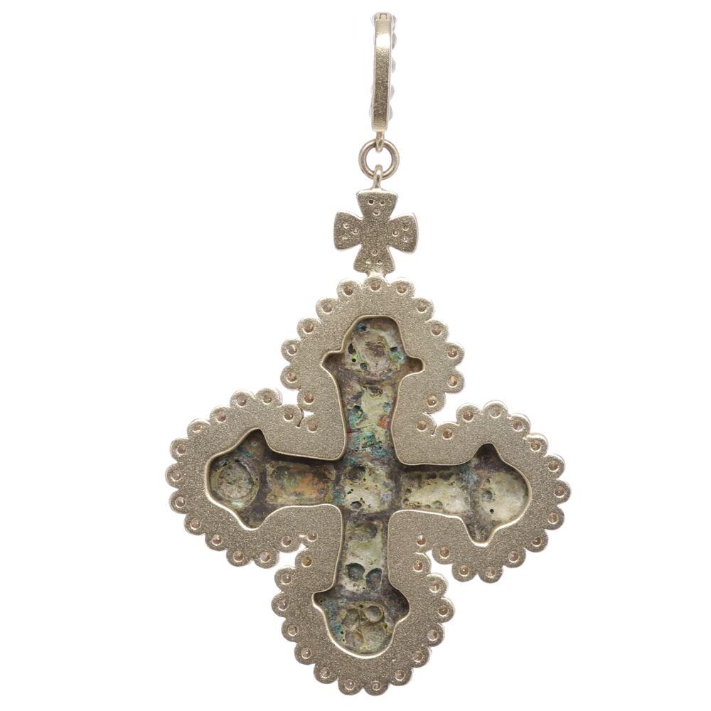 Image 2 for Ancient Viking Cross Pendant