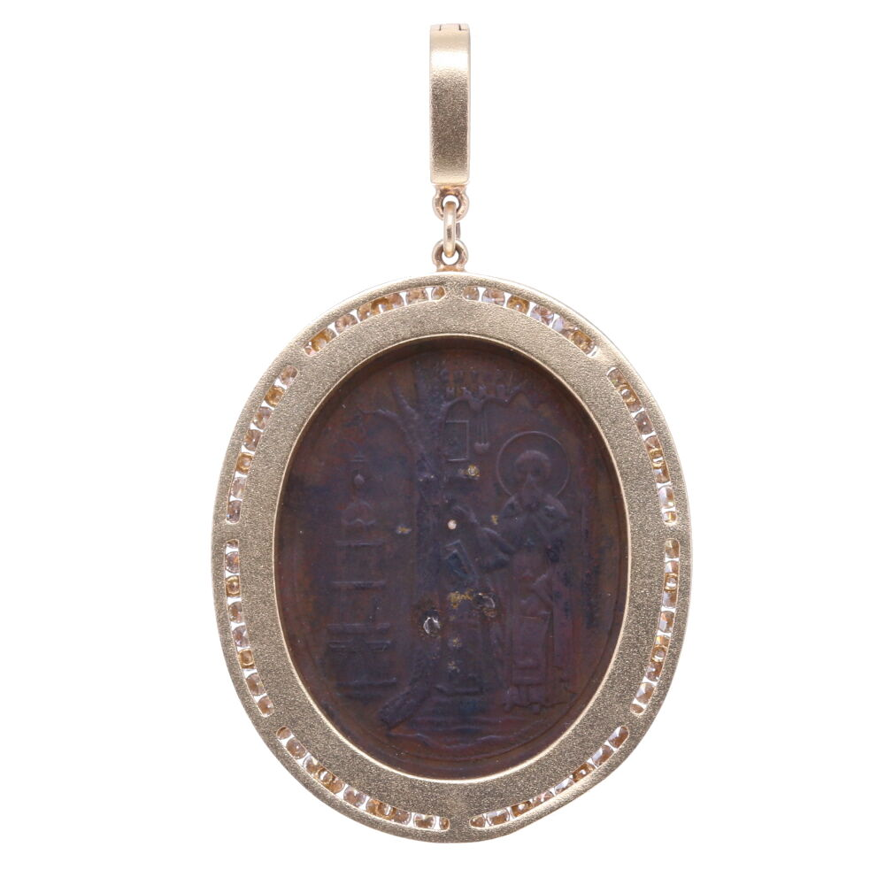 Image 2 for Russian Orthodox Christian Pendant