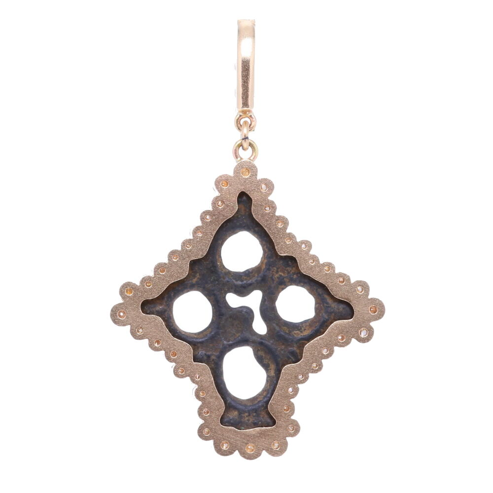 Image 2 for Medieval Cross Pendant