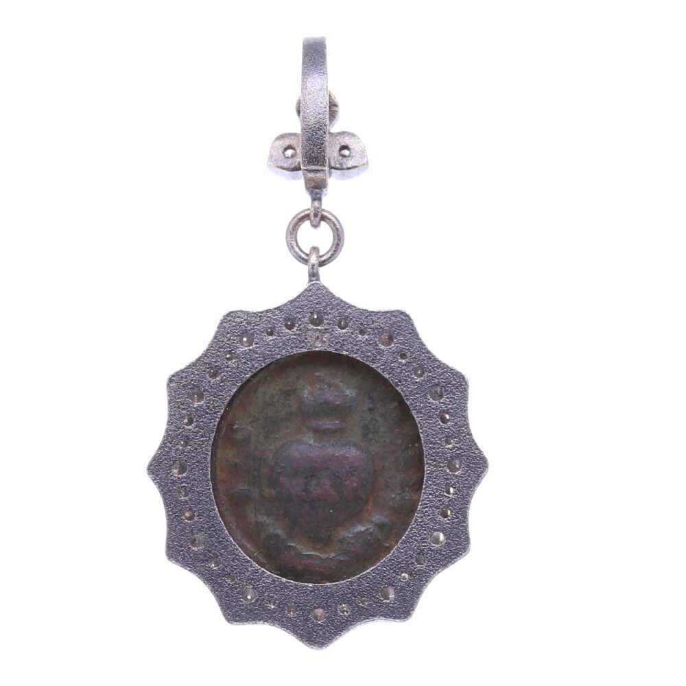 Image 2 for Ancient Sacred Heart Pendant