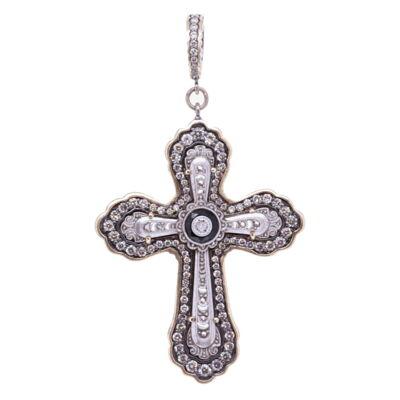Edwardian Cross Pendant