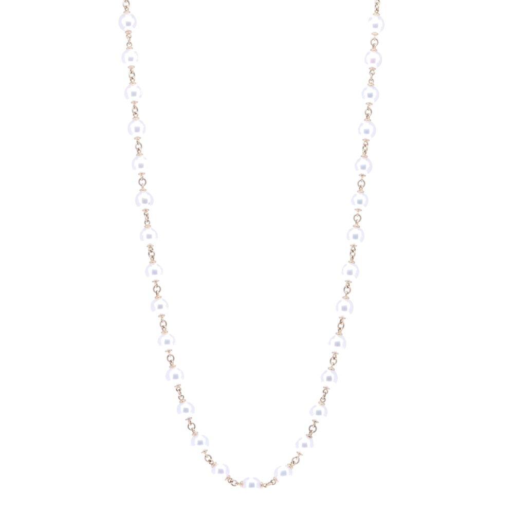 Limited Edition Akoya Pearl Necklace 31""