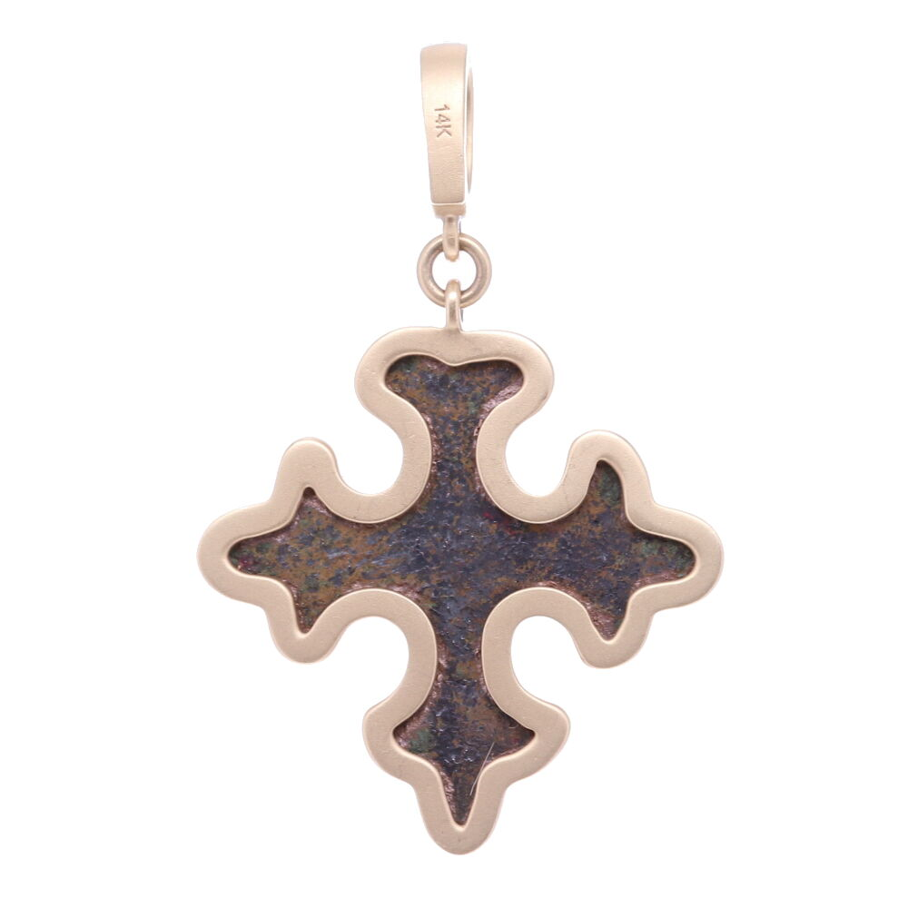 Image 2 for Ancient Maltese Cross Pendant