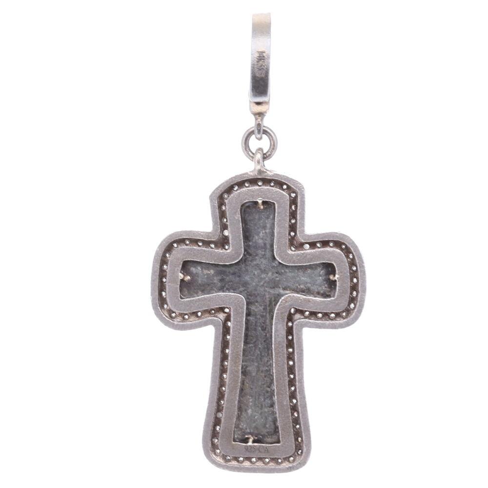 Image 2 for Mini Byzantine Cross Pendant