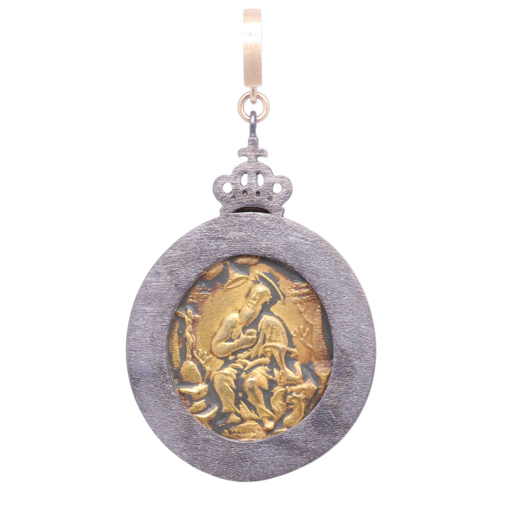 Image 2 for Spanish Our Lady of Guadalupe Pendant