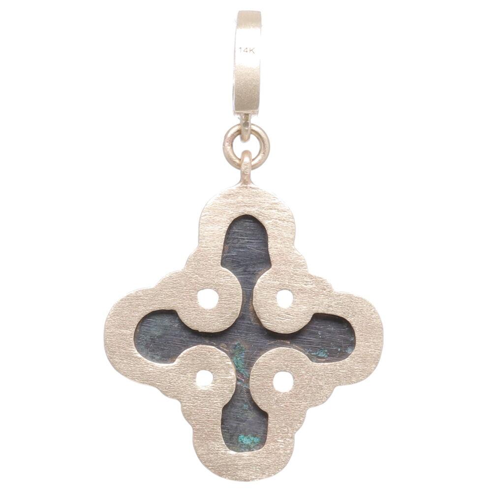 Image 2 for Artifact Maltese Cross Pendant