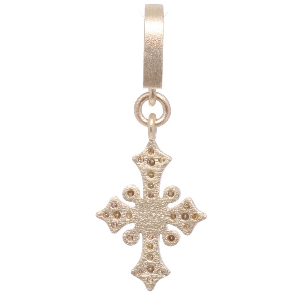 Image 2 for Classic Tiny Cross Pendant