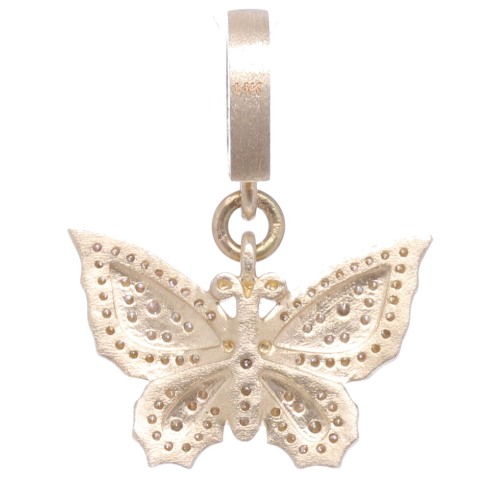 Image 2 for Classic Butterfly Pendant