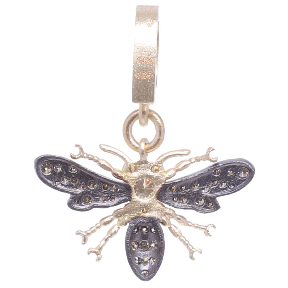 Image 2 for Small Classic Bee Pendant
