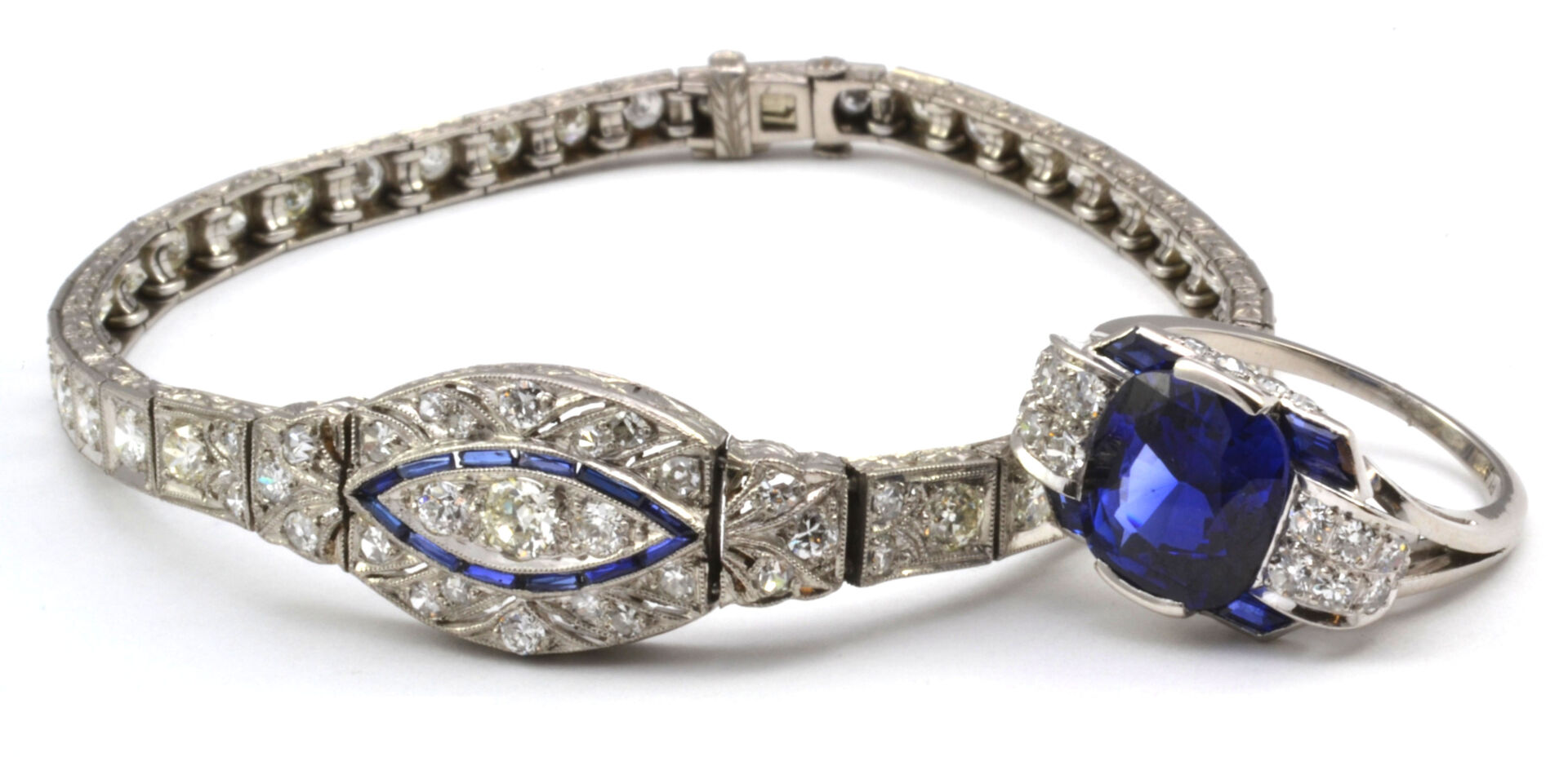 . What are some characteristics of Art Deco Jewelry