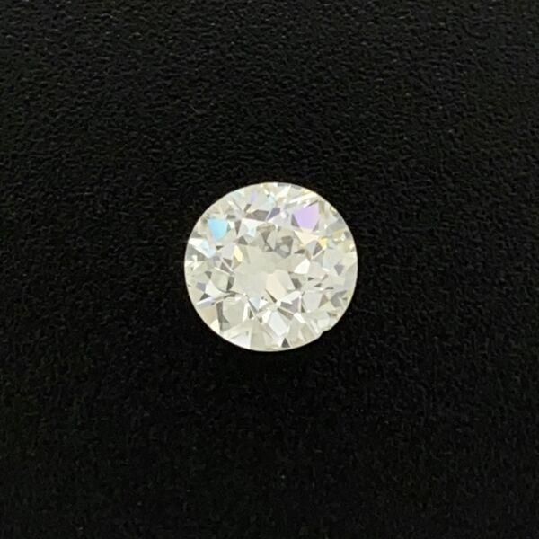 Closeup photo of 1.21ct OEC Diamond L-VS2 GIA