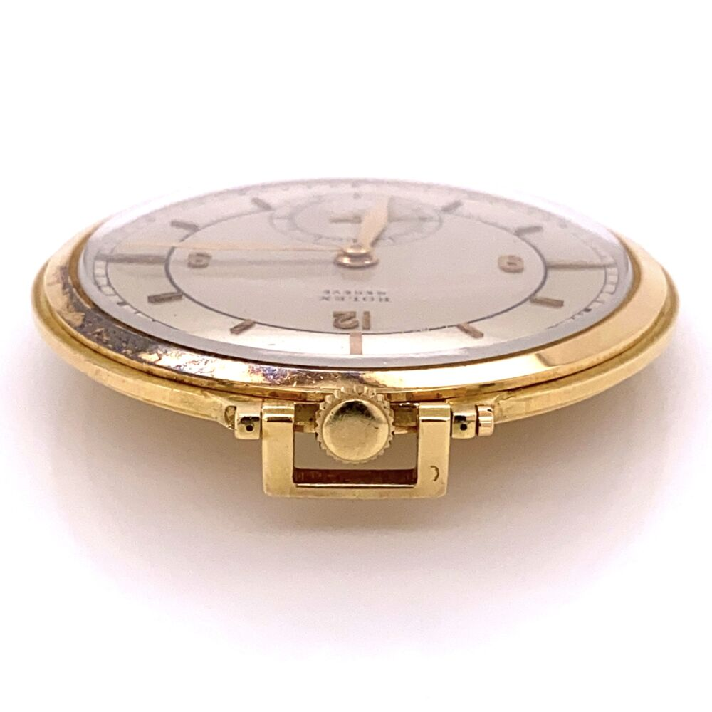 Image 2 for 18K Yellow Gold ROLEX Reference 2795 Circa 1946, 44mm