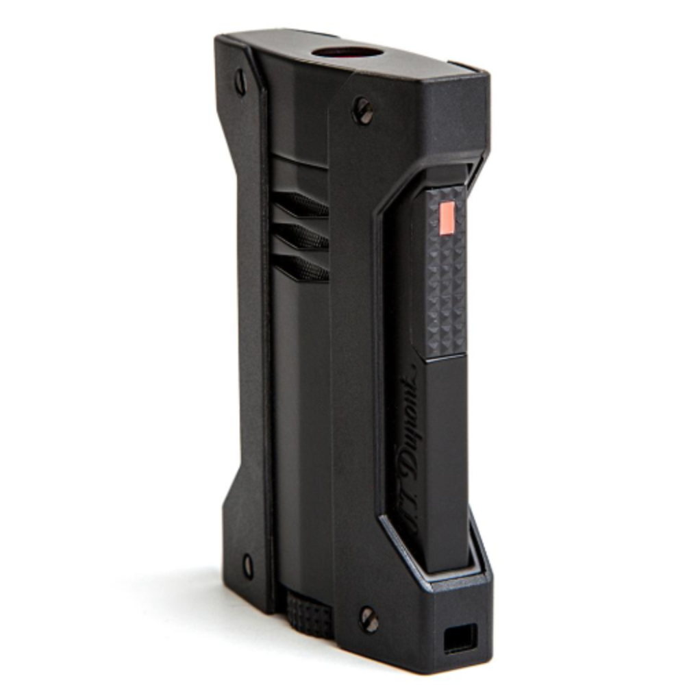 Image 2 for S.T. Dupont Defi Extreme Matte Black Torch Lighter