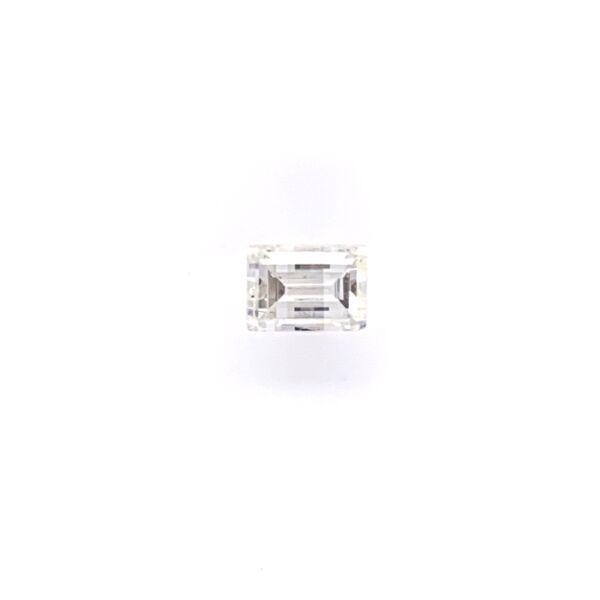 Closeup photo of .51ct Fancy Cut Baguette Diamond 5.15x3.2mm