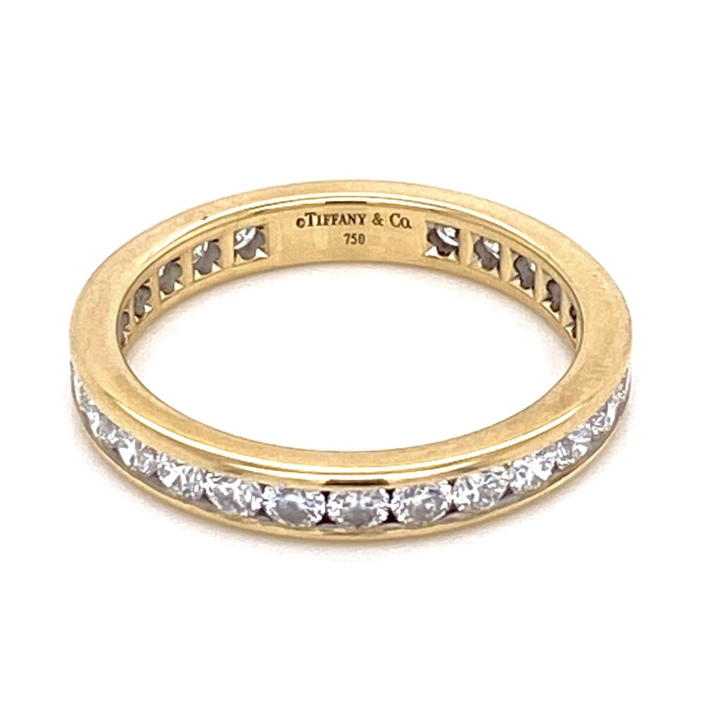 Image 2 for TIFFANY & CO Diamond Eternity Band