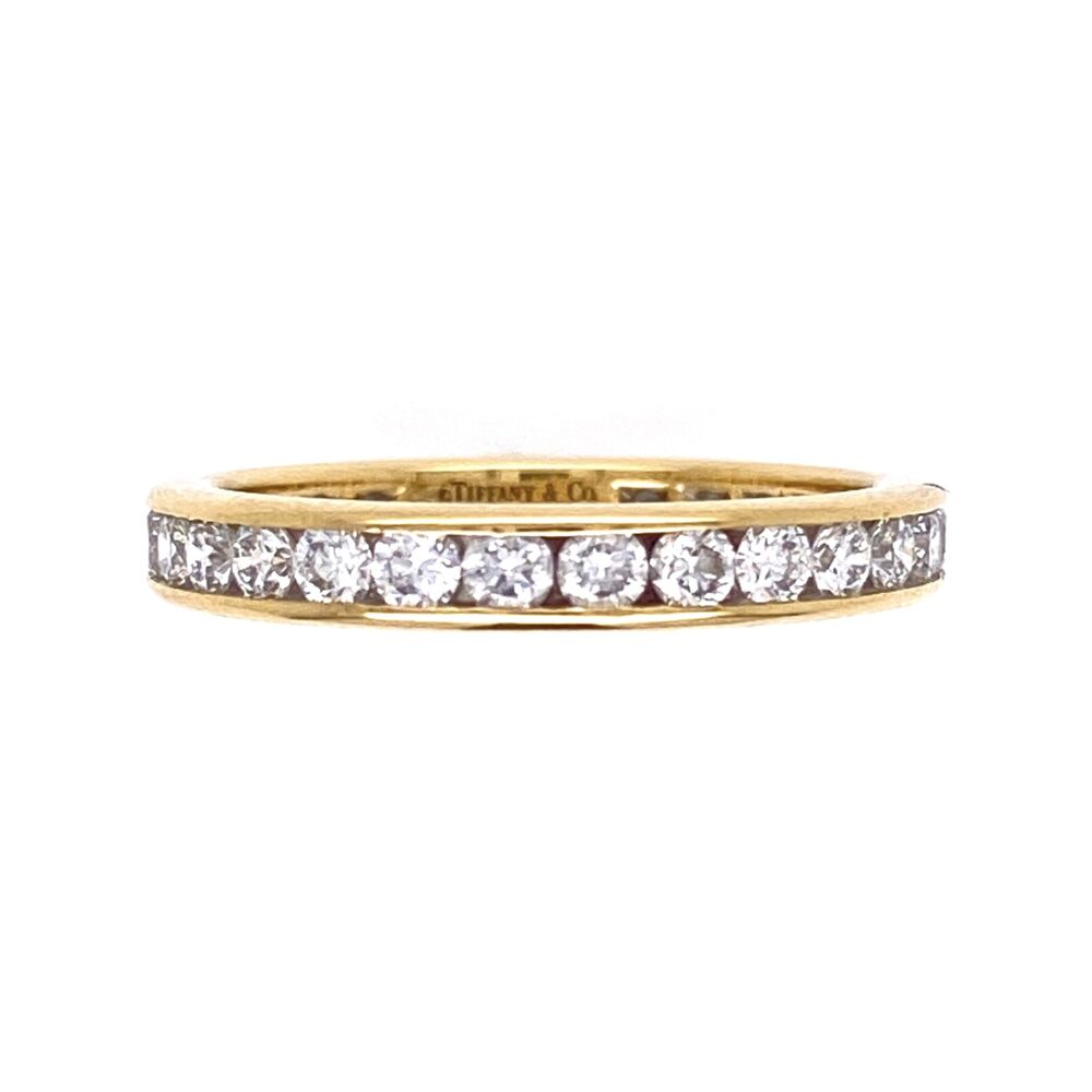 TIFFANY & CO Diamond Eternity Band