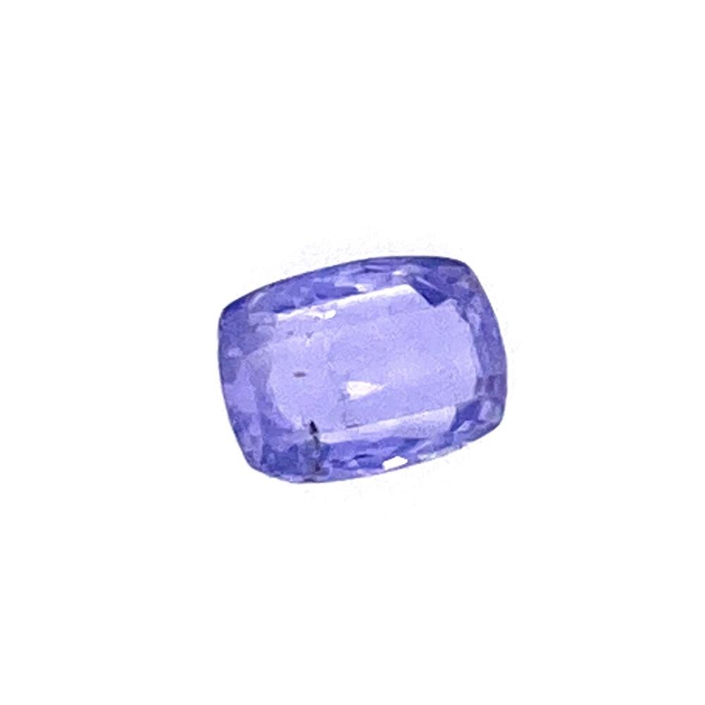 Platinum 3.09ct Lilac Purple Sapphire GIA Color Change No Heat Diamond Ring 4.2g, s5