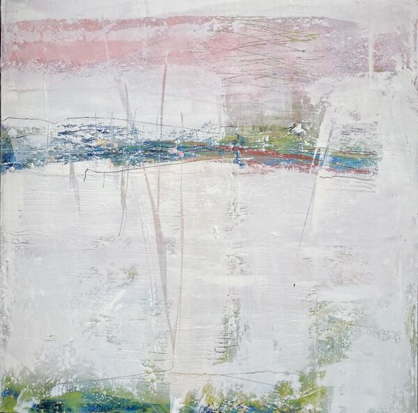 Closeup photo of White Morning