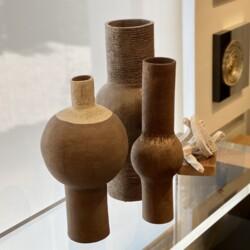 Closeup photo of Ceramic Trio