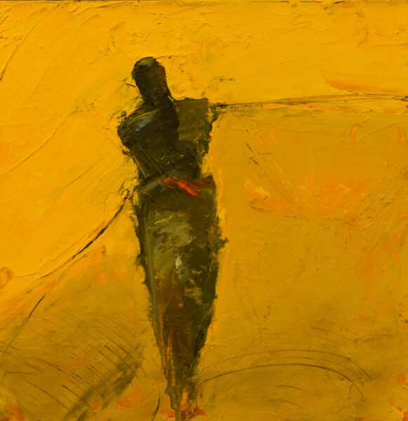 Closeup photo of Yellow Fashionista II