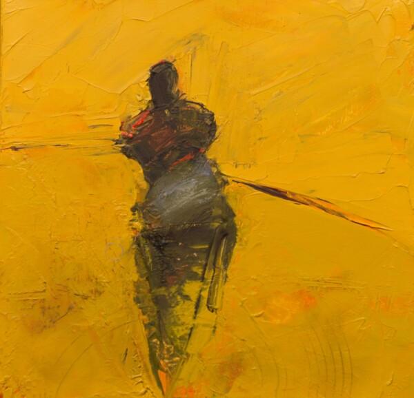 Closeup photo of Yellow Fashionista III