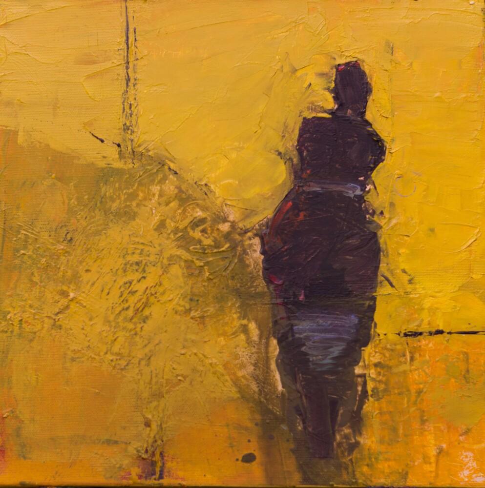 Yellow Fashionista VI