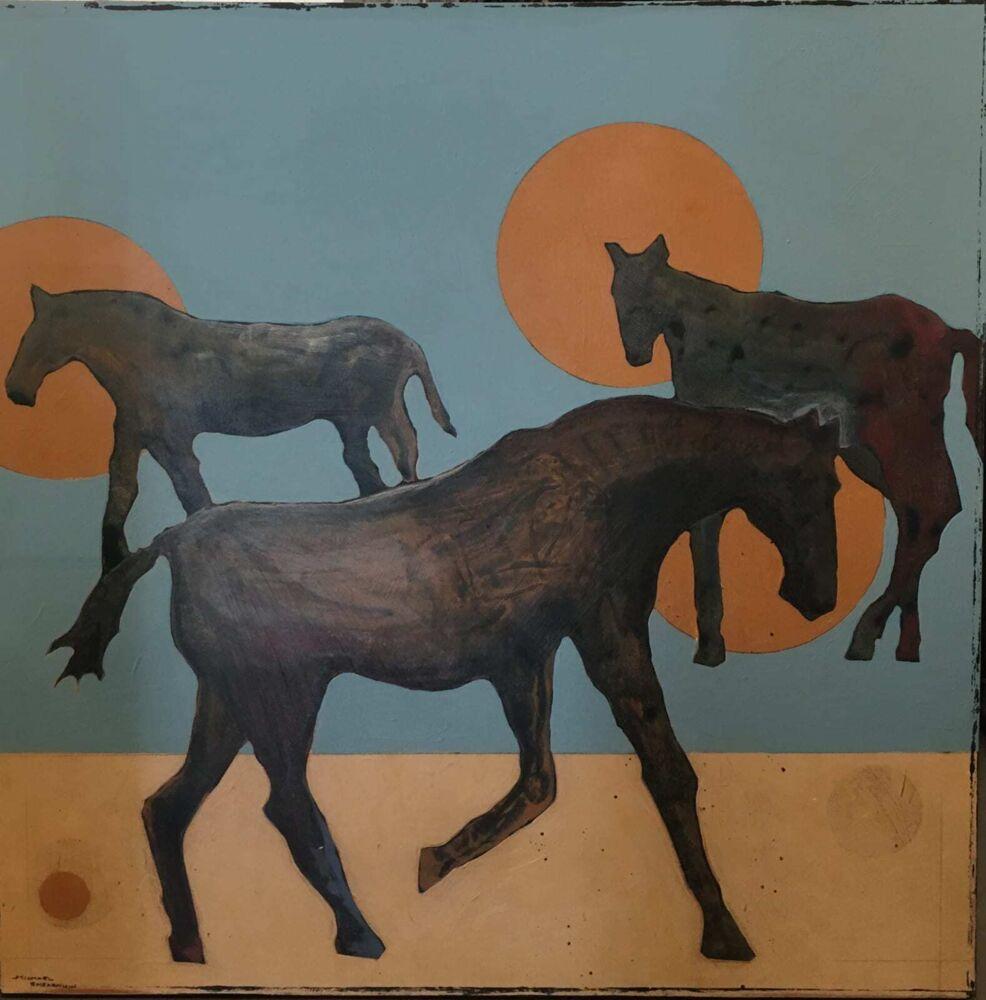 Horse Play III