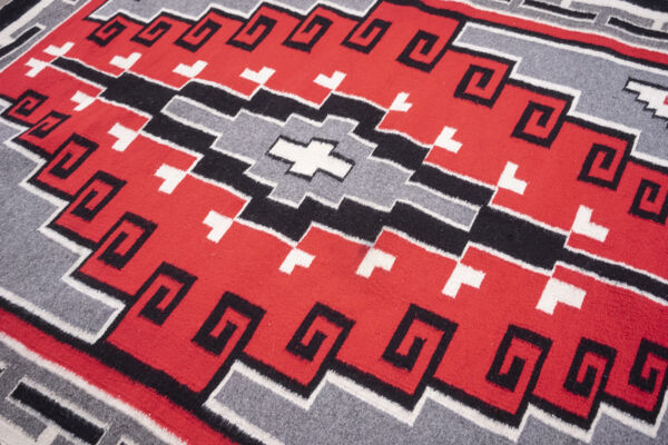 Closeup photo of Rug Cn12 Granado Red