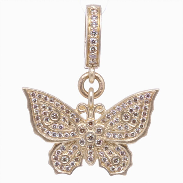 Closeup photo of Classic Butterfly Pendant