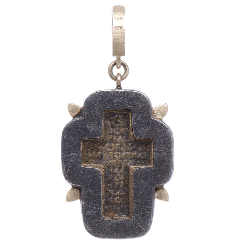 Image 2 for Small Old Believers Cross Pendant