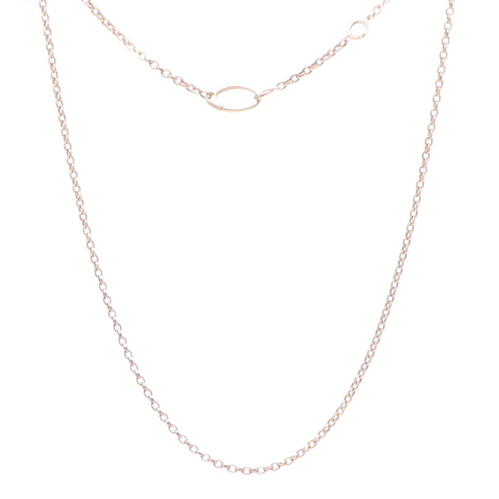 Classic Indy Yellow Gold Chain 24-26""