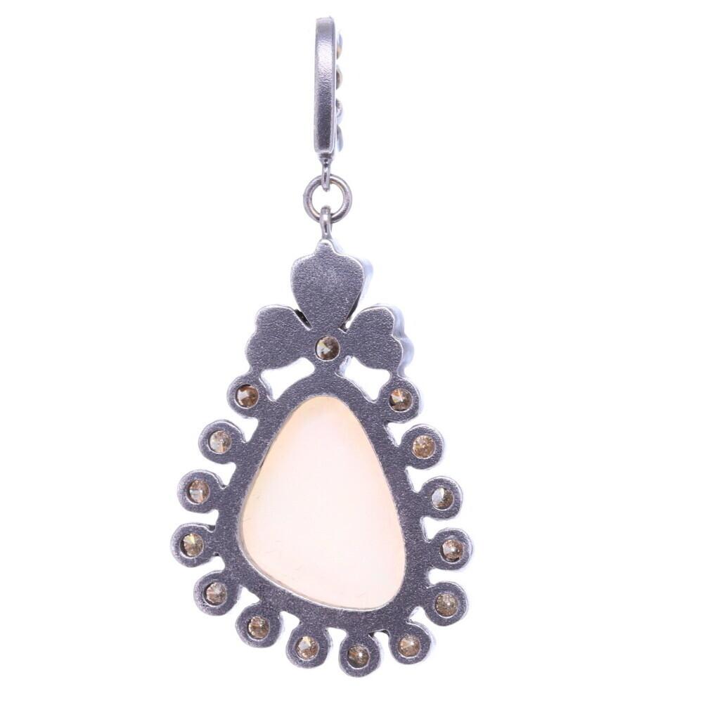 Image 2 for Asymmetrical Opal Pendant