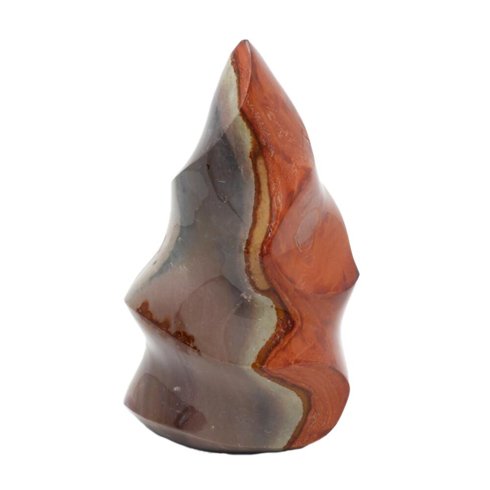 Polychrome Jasper Flame