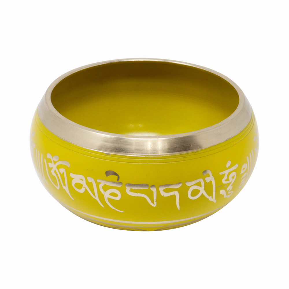 Image 2 for Brass Singing Bowl -Yellow