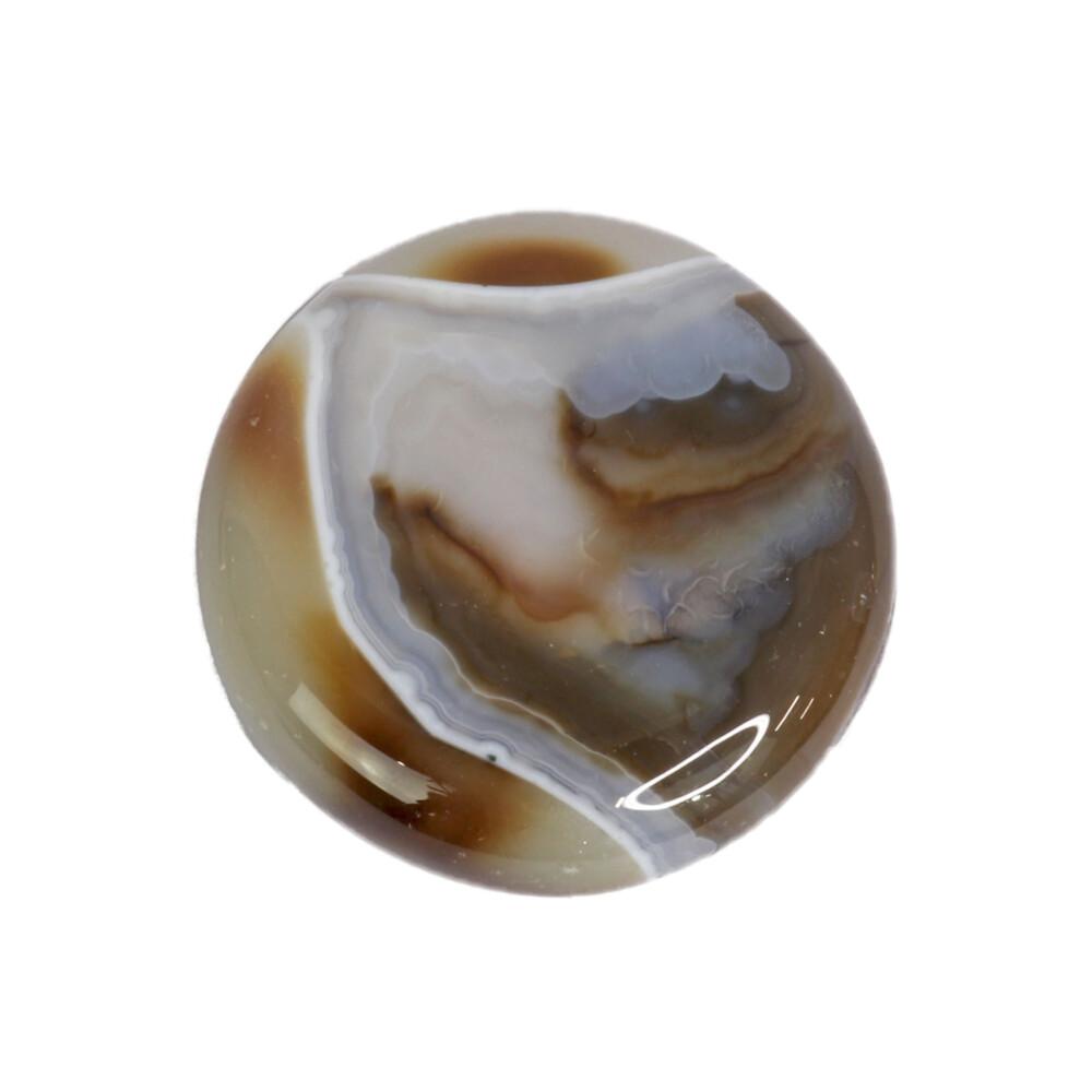 """Carnelian Round Disc Sardonyx 2"""""""