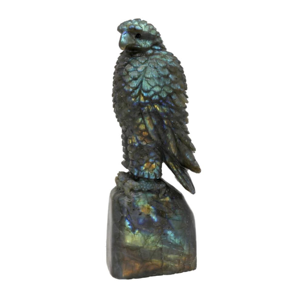 Image 2 for Labradorite Carved Eagle