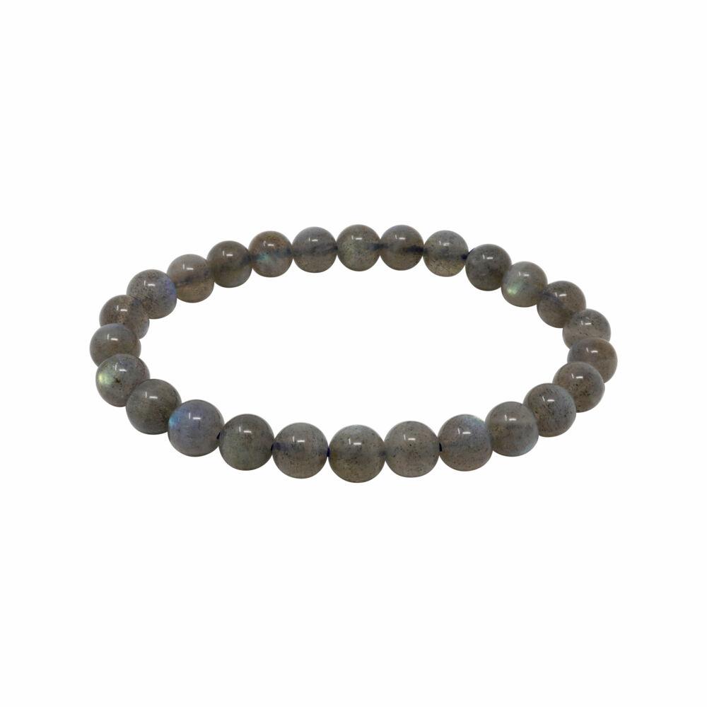 Labradorite Bracelet A Quality 6mm