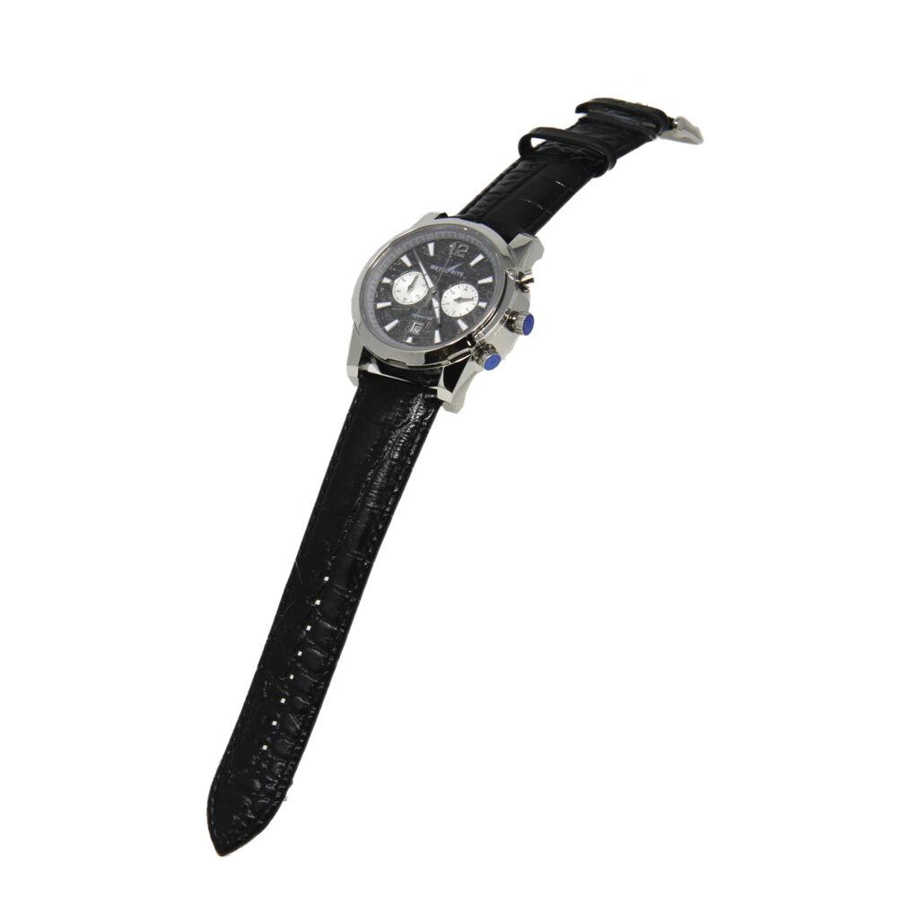 Image 2 for Muonionalusta Meteorite Watch -Rhodium: Miyota With Chronograph