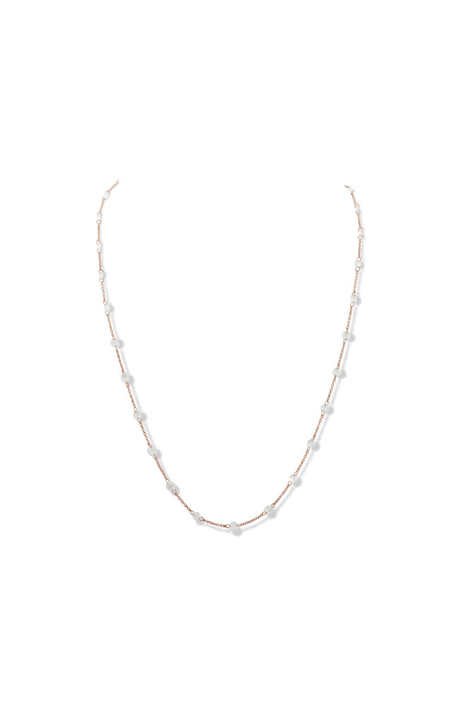 Image 2 for Floating Rosecut Diamond Chain