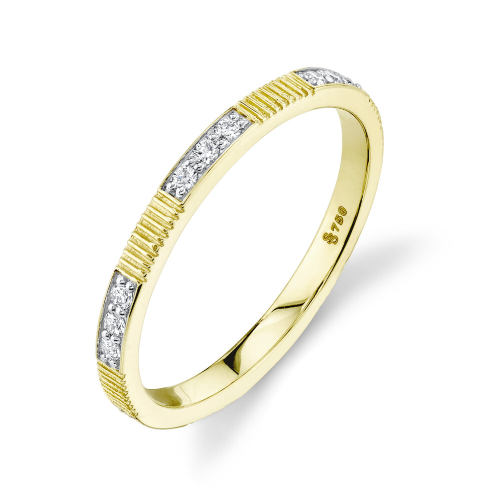 Image 2 for 1.5mm Diamond And Strie Band