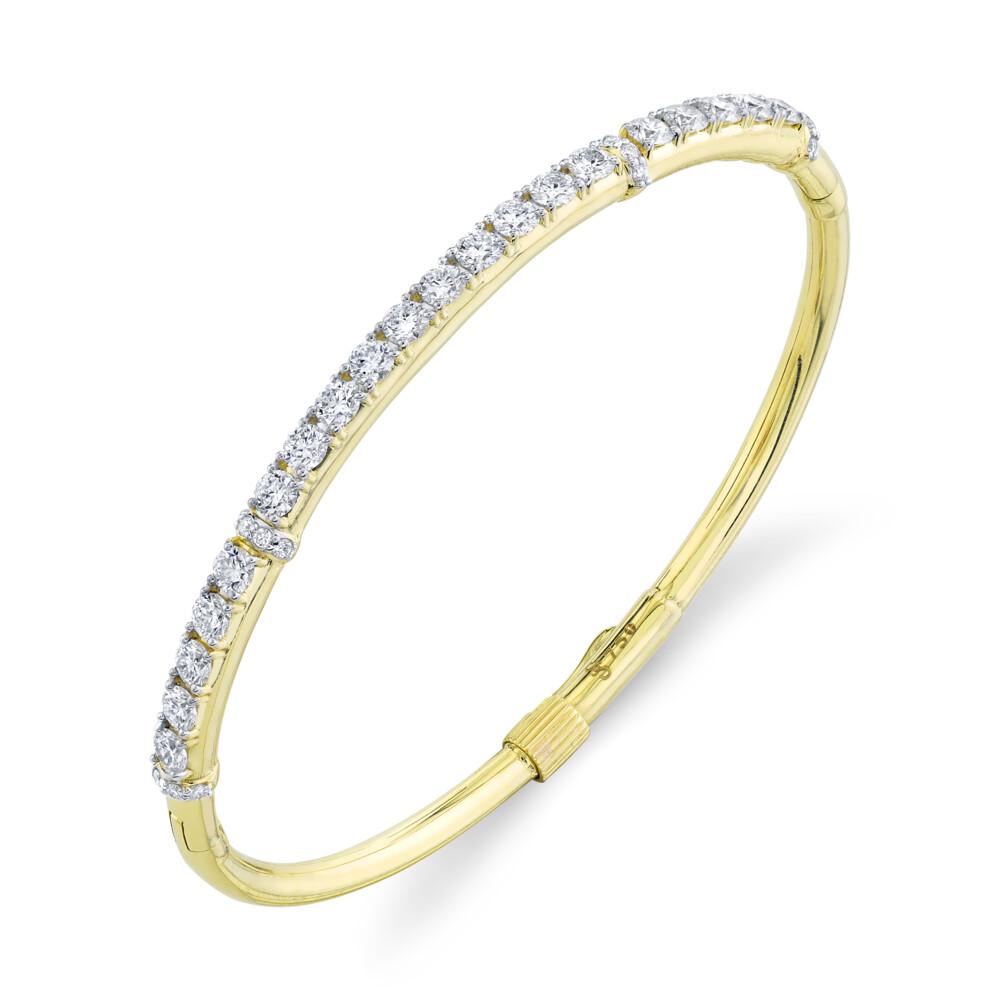 Image 2 for Classic Diamond Bangle