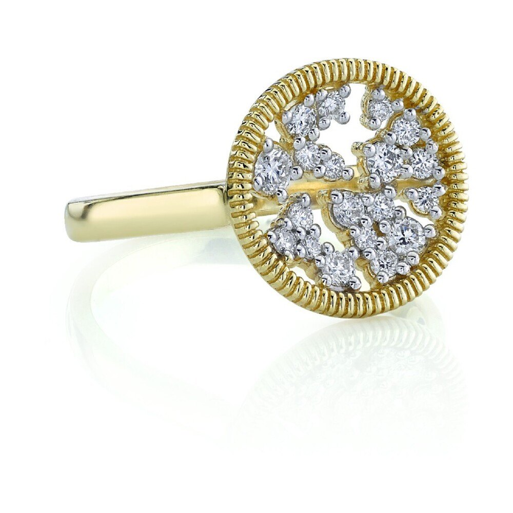 Image 2 for Diamond Celestial Ring