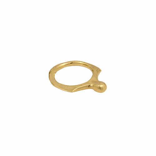 Closeup photo of Lamu Queen Ring
